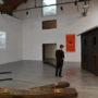 """Vue exposition """"Off Cells"""" Le 19 Crac de Montbéliard."""